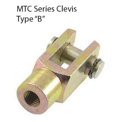 Clevises