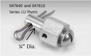 LU Pivot T/S 3 Series 047641