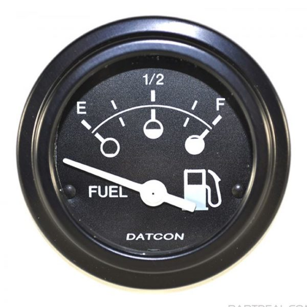 Heavy Duty Industrial Fuel Gauge 101584