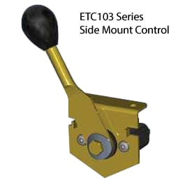 Electronic Vernier Throttles ETC103