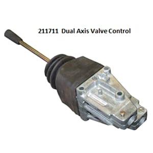 Remote Valve Control - Single Axis 211711
